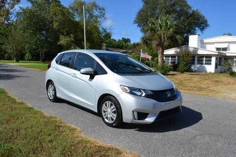 2015 Honda Fit for sale at Car Bazaar in Pensacola FL