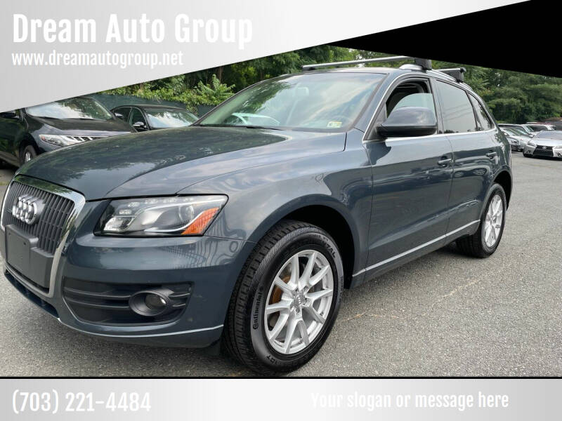 2011 Audi Q5 for sale at Dream Auto Group in Dumfries VA