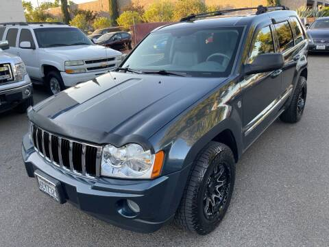 2007 Jeep Grand Cherokee for sale at C. H. Auto Sales in Citrus Heights CA