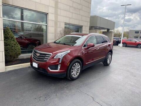 2017 Cadillac XT5 for sale at Cappellino Cadillac in Williamsville NY