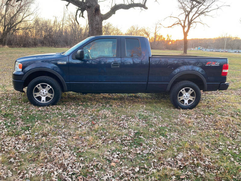 2006 Ford F-150 for sale at Rustys Auto Sales - Rusty's Auto Sales in Platte City MO