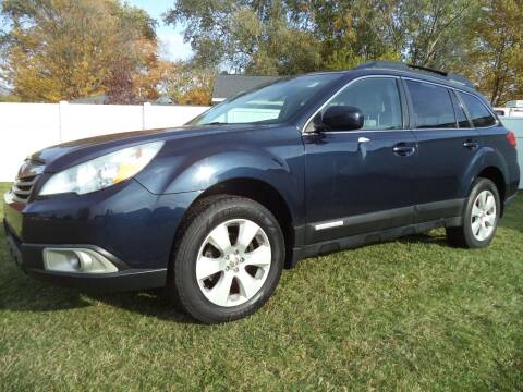 2012 Subaru Outback for sale at Niewiek Auto Sales in Grand Rapids MI