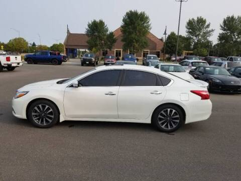 2016 Nissan Altima for sale at ROSSTEN AUTO SALES in Grand Forks ND