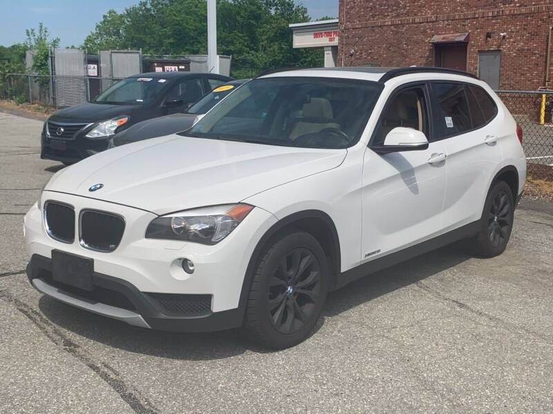 2014 BMW X1 for sale at Ludlow Auto Sales in Ludlow MA