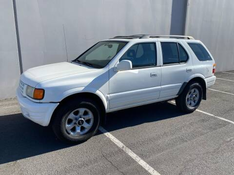 1998 Isuzu Rodeo for sale at City Auto Sales in Sparks NV