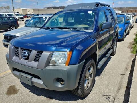 2007 Nissan Xterra for sale at Cj king of car loans/JJ's Best Auto Sales in Troy MI