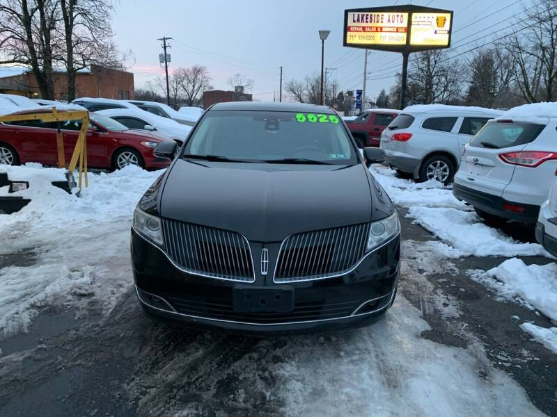 2014 Lincoln MKT for sale at Roy's Auto Sales in Harrisburg PA