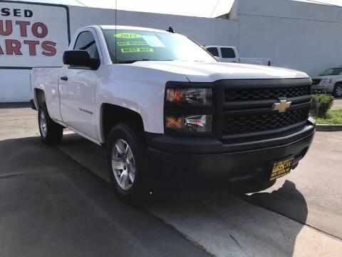 2015 Chevrolet Silverado 1500 for sale at Lucas Auto Center in South Gate CA