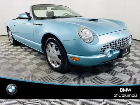 2002 Ford Thunderbird for sale at Preowned of Columbia in Columbia MO