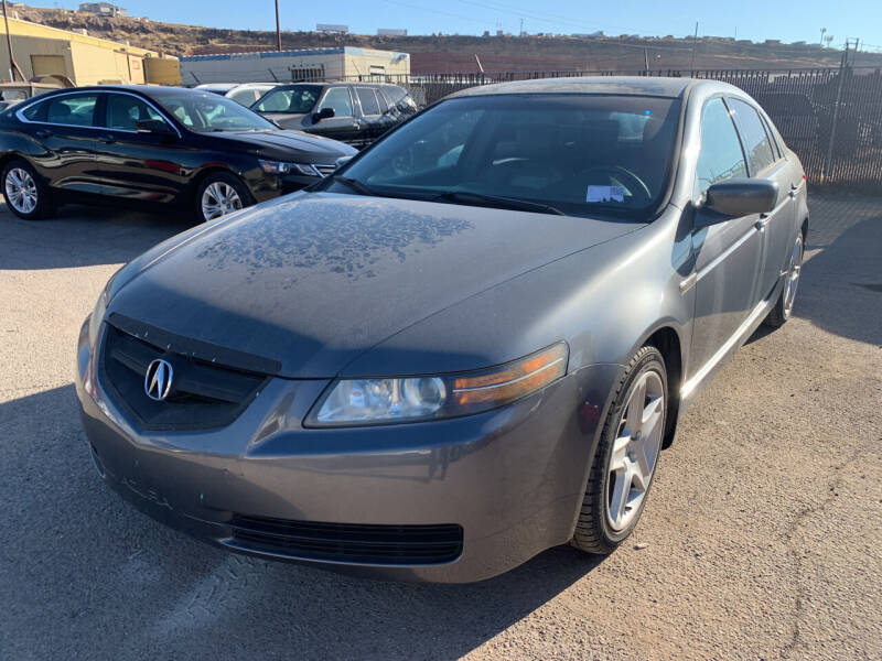 2004 Acura TL for sale at Car Works in Saint George UT