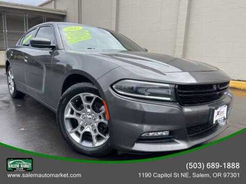 2017 Dodge Charger for sale at Salem Auto Market in Salem OR