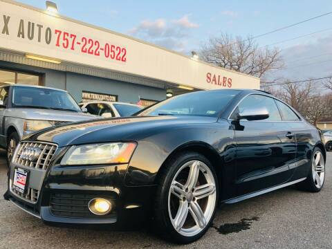 2011 Audi S5 for sale at Trimax Auto Group in Norfolk VA