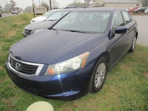 2010 Honda Accord for sale at Creech Auto Sales in Garner NC