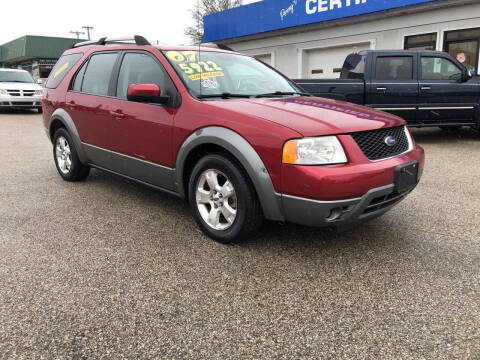 2007 Ford Freestyle for sale at Perrys Certified Auto Exchange in Washington IN