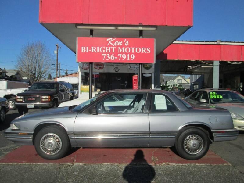 1991 Buick Regal for sale at Bi Right Motors in Centralia WA