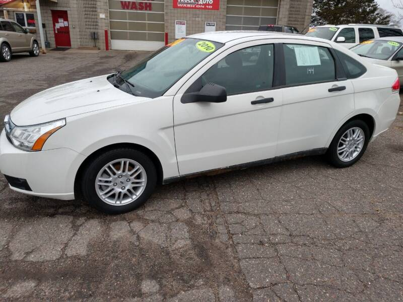 2010 Ford Focus for sale at Kull N Claude in Saint Cloud MN