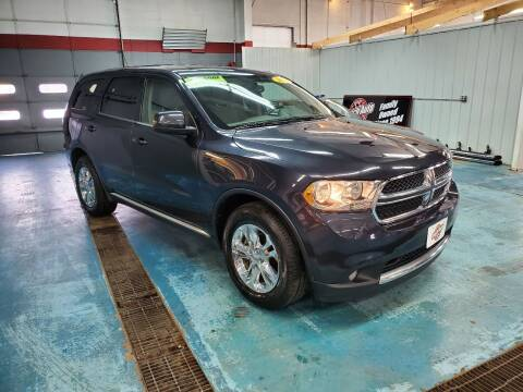 2013 Dodge Durango for sale at Stach Auto in Janesville WI