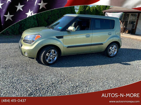 2010 Kia Soul for sale at Autos-N-More in Gilbertsville PA
