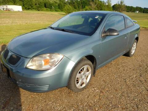 2009 Pontiac G5 for sale at WESTERN RESERVE AUTO SALES in Beloit OH