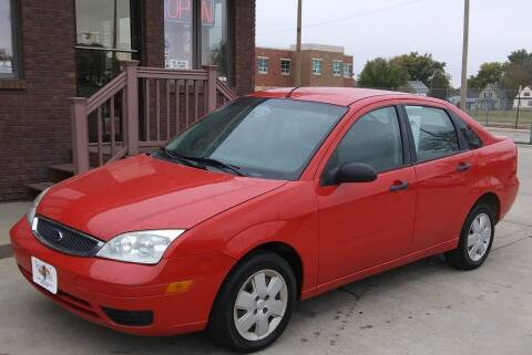 2006 Ford Focus for sale at CARS4LESS AUTO SALES in Lincoln NE