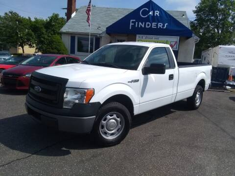 2014 Ford F-150 for sale at CAR FINDERS OF MARYLAND LLC in Eldersburg MD