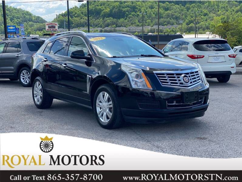 2015 Cadillac SRX for sale at ROYAL MOTORS LLC in Knoxville TN