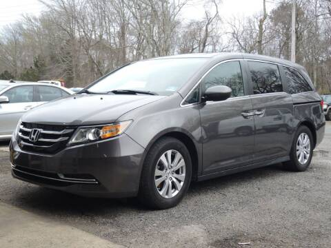 2015 Honda Odyssey for sale at My Car Auto Sales in Lakewood NJ