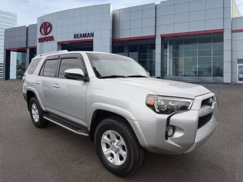 2016 Toyota 4Runner for sale at BEAMAN TOYOTA in Nashville TN