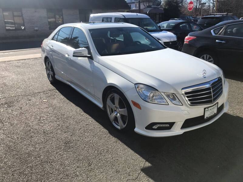 2011 Mercedes-Benz E-Class for sale at DNS Automotive Inc. in Bergenfield NJ