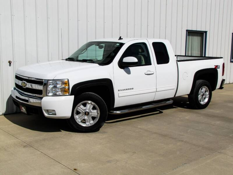 2011 Chevrolet Silverado 1500 for sale at Lyman Auto in Griswold IA