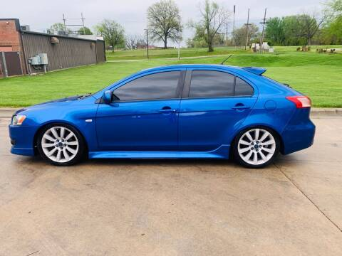 2010 Mitsubishi Lancer Sportback for sale at Nice Cars in Pleasant Hill MO