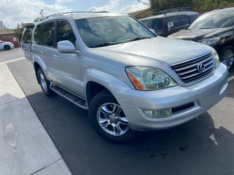 2007 Lexus GX 470 for sale at Coast Auto Motors in Newport Beach CA