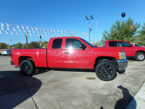 2013 Chevrolet Silverado 1500 for sale at BLACKWELL MOTORS INC in Farmington MO