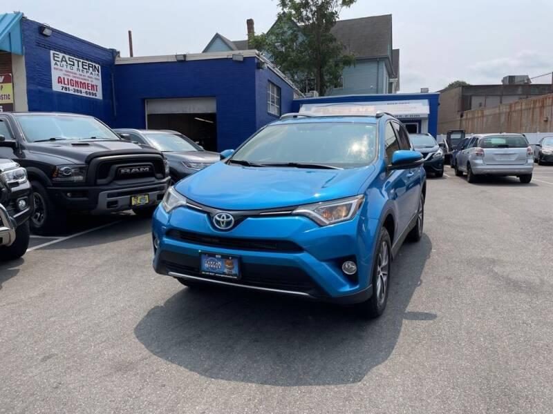 2016 Toyota RAV4 Hybrid for sale in Malden, MA