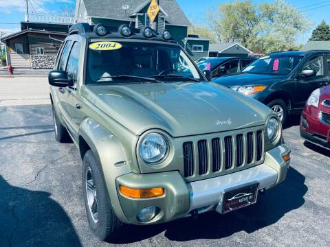 2004 Jeep Liberty for sale at SHEFFIELD MOTORS INC in Kenosha WI