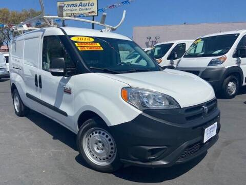 2018 RAM ProMaster City Cargo for sale at Auto Wholesale Company in Santa Ana CA