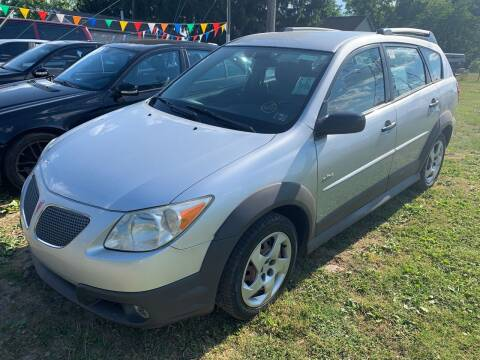 2005 Pontiac Vibe for sale at Trocci's Auto Sales in West Pittsburg PA