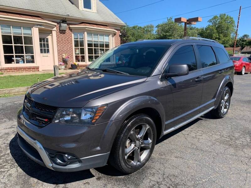 2015 Dodge Journey for sale at Image Auto Sales in Bensalem PA