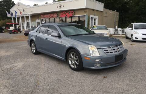 2007 Cadillac STS for sale at Townsend Auto Mart in Millington TN