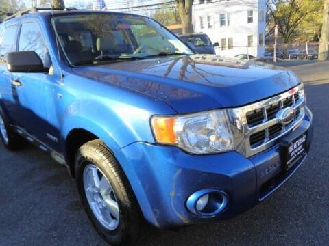 2008 Ford Escape for sale at Yosh Motors in Newark NJ
