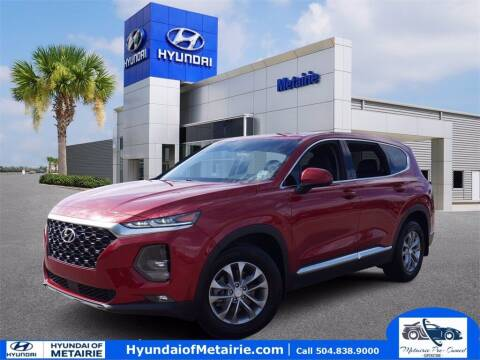 2020 Hyundai Santa Fe for sale at Metairie Preowned Superstore in Metairie LA