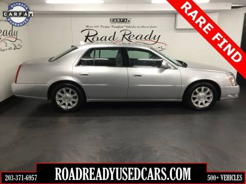 2010 Cadillac DTS for sale at Road Ready Used Cars in Ansonia CT