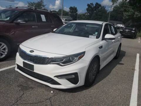 2019 Kia Optima for sale at Strosnider Chevrolet in Hopewell VA