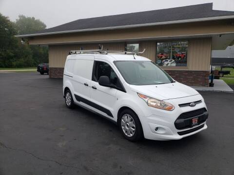 2016 Ford Transit Connect Cargo for sale at RPM Auto Sales in Mogadore OH