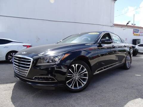 2015 Hyundai Genesis for sale at Port Motors in West Palm Beach FL