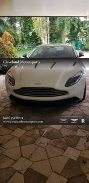 2017 Aston Martin DB11 for sale at Drive Options in North Olmsted OH