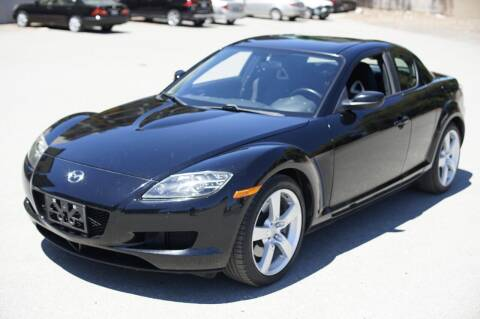 2006 Mazda RX-8 for sale at Sports Plus Motor Group LLC in Sunnyvale CA