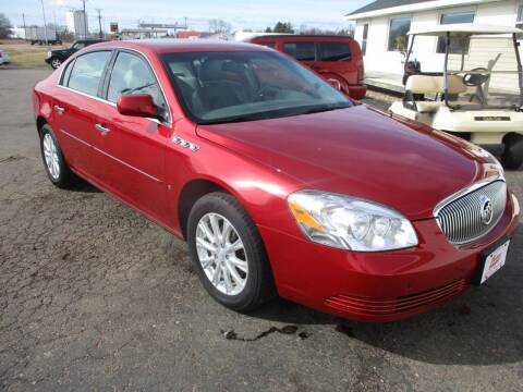 2009 Buick Lucerne for sale at KAISER AUTO SALES in Spencer WI