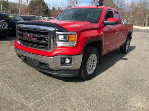 2014 GMC Sierra 1500 for sale at TOLLAND CITGO AUTO SALES in Tolland CT