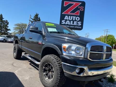 2009 Dodge Ram Pickup 2500 for sale at Zs Auto Sales Burlington in Burlington WI